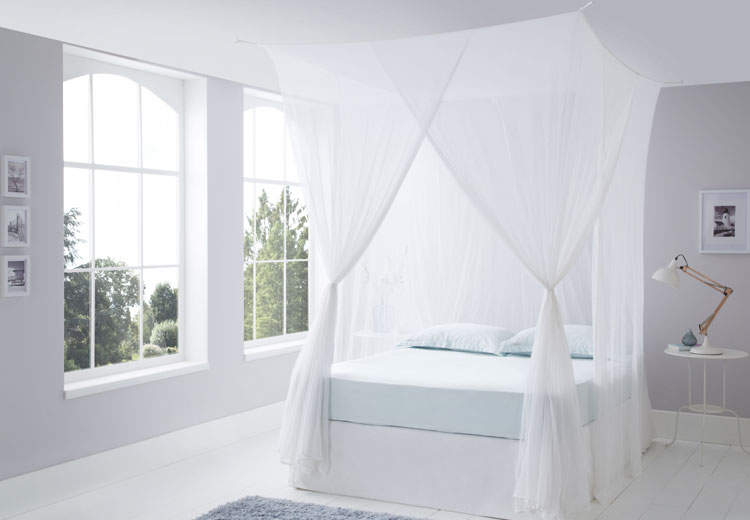 Cotton Mosquito Nets Luxurious Style