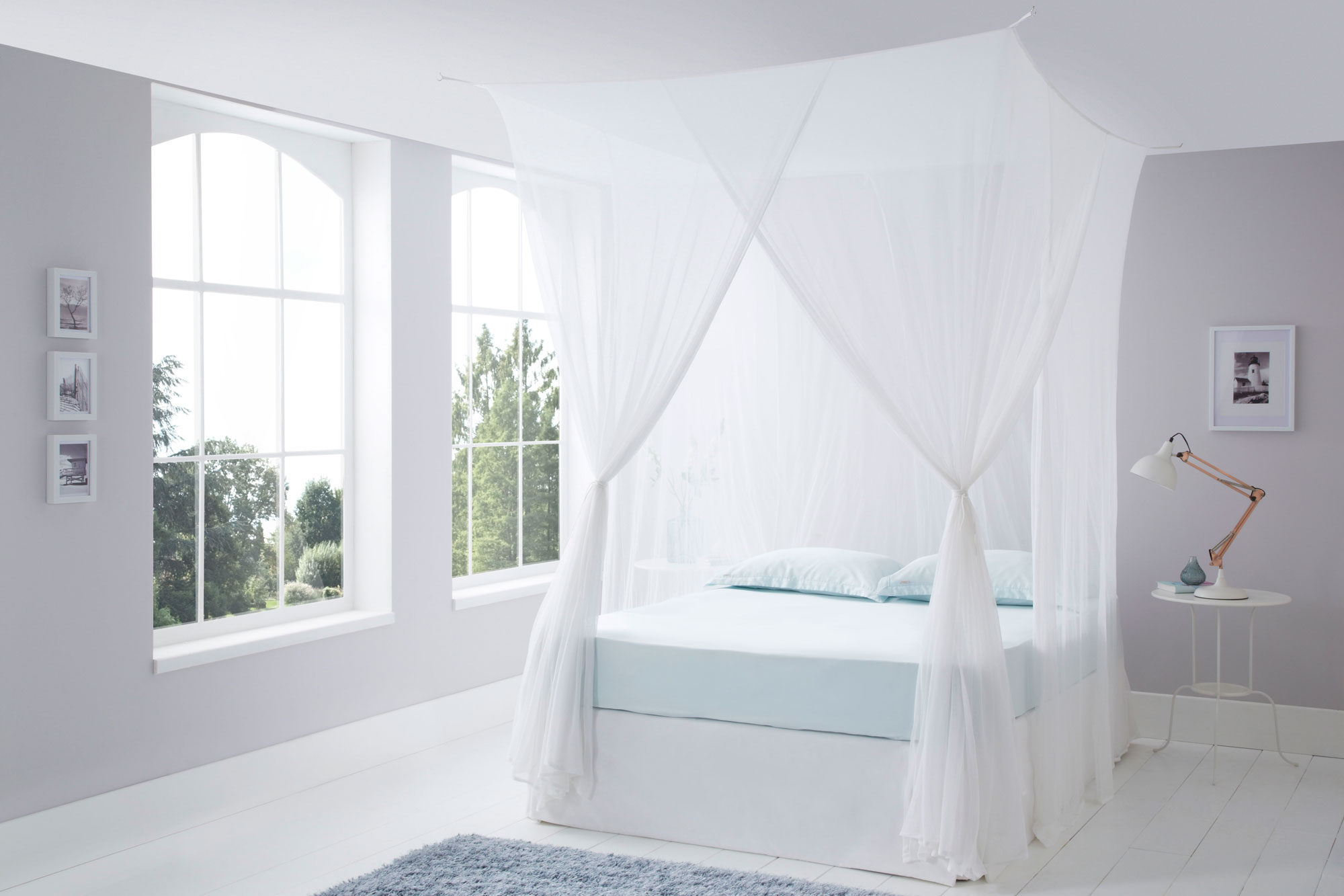 Luxurious Cotton Mosquito Net Box King Size Mosquito Nets Online Uk