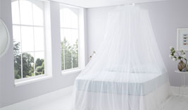 Cotton Resort Style Mosquito Nets